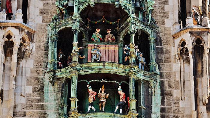 2019年3月5日まで! 七年に一度の樽職人のダンス Münchner Schäffler tanzen@ミュンヘン