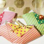 ちょっとしたギフトにおすすめ 折り紙ラッピングで乗り切るプレゼント包装
